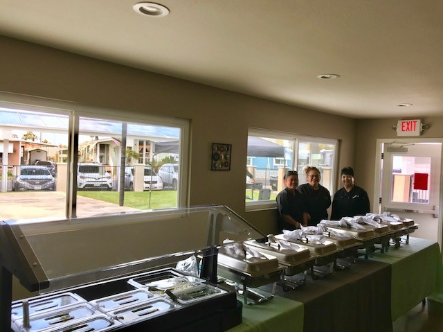 Wedding Catering in San Dimas