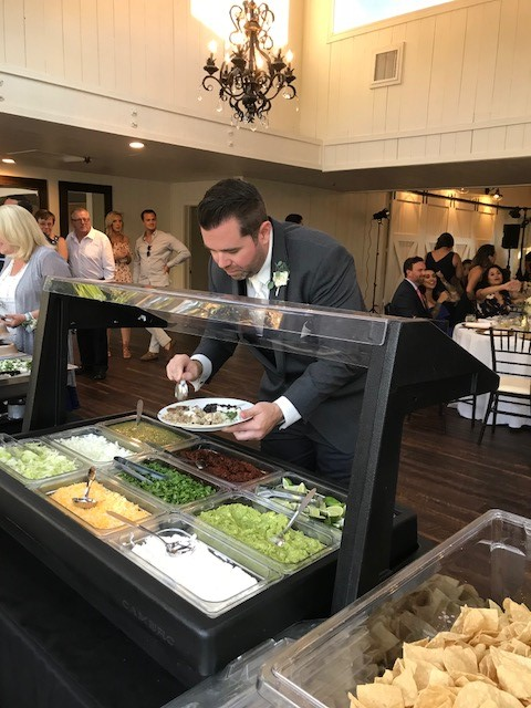 Wedding Catering in Ladera Ranch
